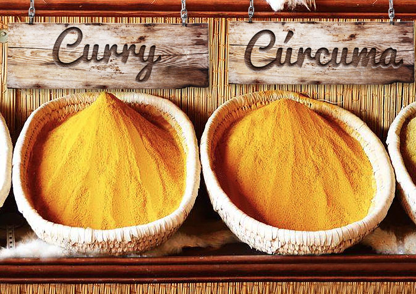 curry curcuma