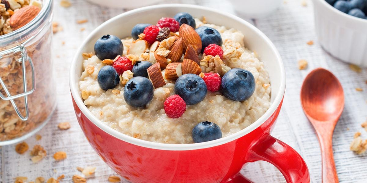 desayunos healthy